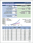401(k) Calculator
