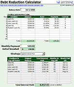 free financial calculators for excel