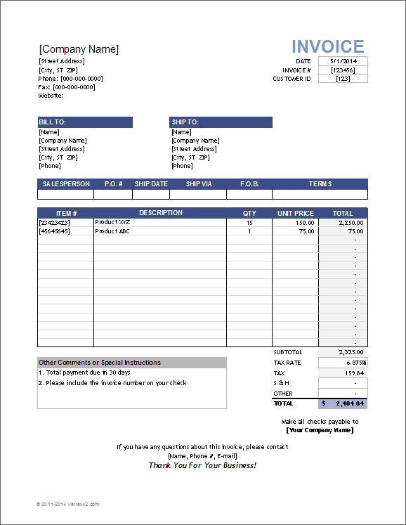 Reliefworkersus  Picturesque Sales Invoice Template For Excel With Luxury Sales Invoice Template With Archaic Star Receipt Printers Also Receipt Excel Template In Addition Augustus Receipt Book And Neat Receipt Review As Well As Mac And Cheese Receipt Additionally What Is Receipt Number From Vertexcom With Reliefworkersus  Luxury Sales Invoice Template For Excel With Archaic Sales Invoice Template And Picturesque Star Receipt Printers Also Receipt Excel Template In Addition Augustus Receipt Book From Vertexcom