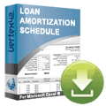 Loan Amortization Schedule (Commercial Version)