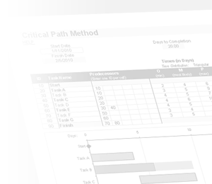 Watermark - Critical Path Analysis