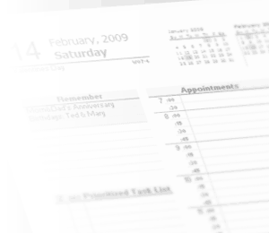 printable daily planner template excel .