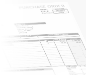 Watermark - Purchase Order