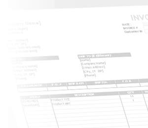 Watermark - Sales Invoice