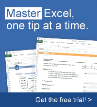 Master Excel - Spreadsheet Tips Workbook