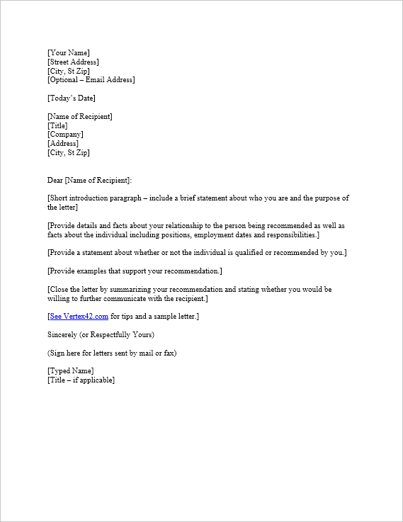 email referral cover letter - Petit.comingoutpoly.co