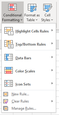 How to Apply Conditional Formatting in Excel
