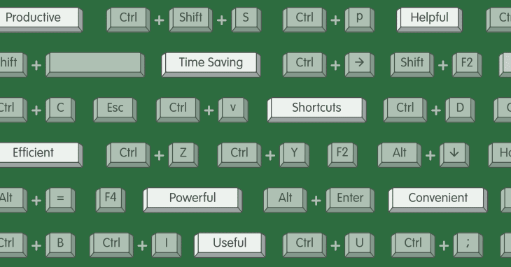 Favorite Excel Keyboard Shortcuts