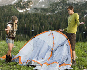 Camping Preparedness