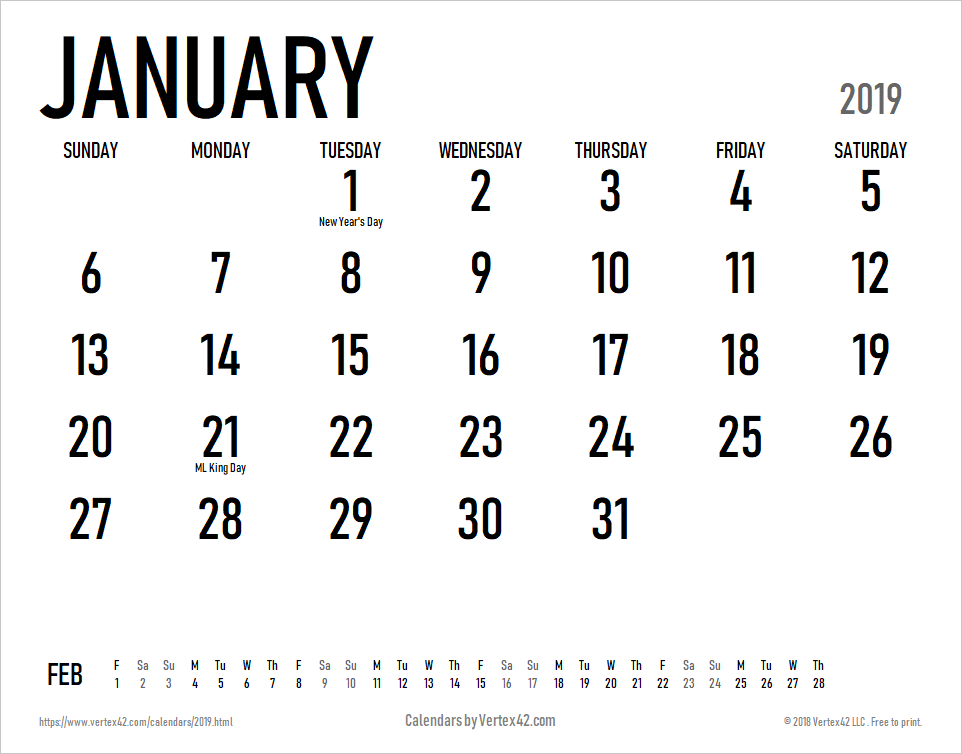 Free Printable Calendar Printable Monthly Calendars