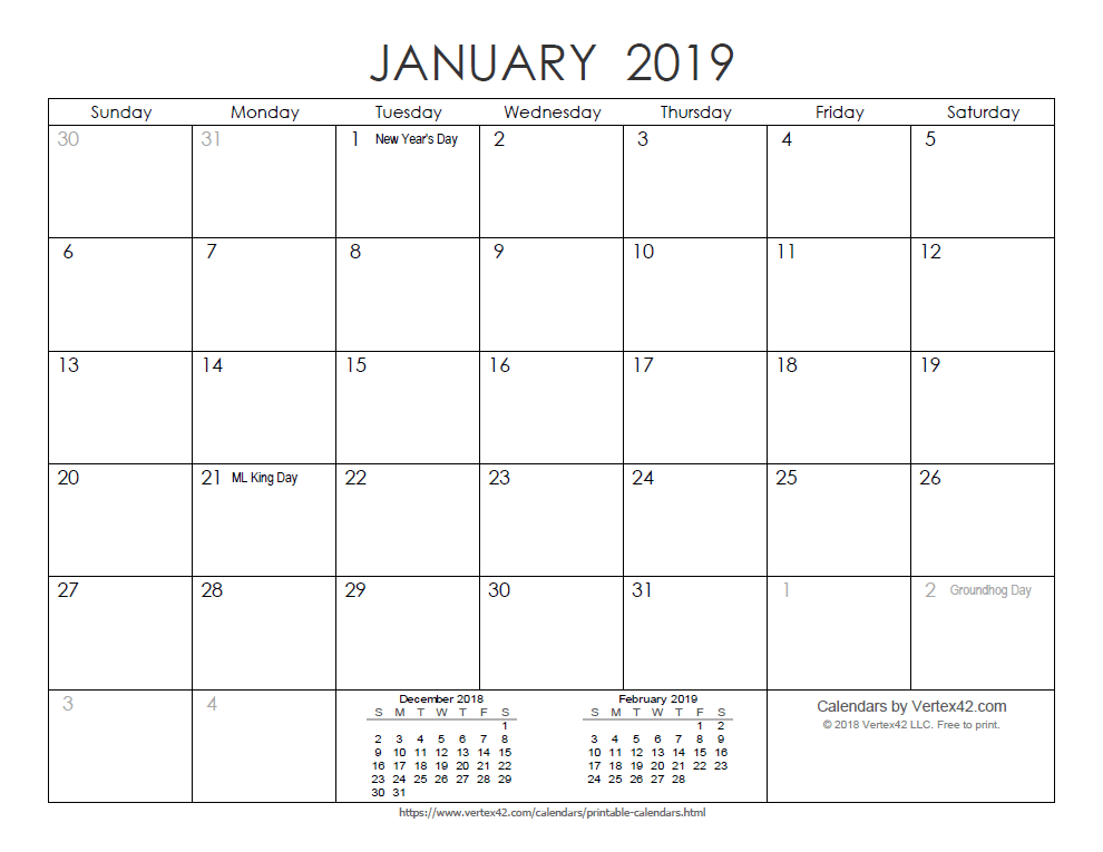 picture regarding Monthly Printable Calendar named Totally free Printable Calendar - Printable Month to month Calendars